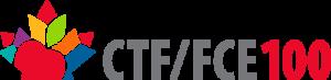 CTF/FCE - Horizontal regular logo - Centenary